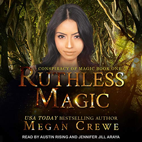 Ruthless Magic audiobook cover art