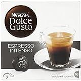 Nescaf Dolce Gusto - Espresso Intenso - Cpsulas de caf - 16 cpsulas - [set di 3]