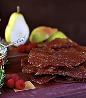 Honey Turkey Jerky (16oz.)