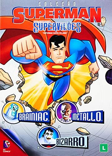 Col Superman Super Viloes