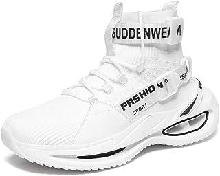 TFNYCT - Scarpe da ginnastica da uomo, traspiranti, per corsa, tennis, camminate, scarpe da ginnastica da trekking