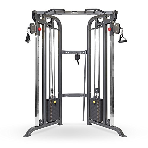 Bodymax CF820Functional Trainer Dual Adjustable Pulley