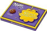 Milka Kleines Dankeschön - Pralinen aus Milchcrème umhüllt von Alpenmilch Schokolade - 10 x 110g