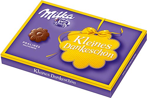 Milka Kleines Dankeschön, Milchcreme Pralinen, 110 g