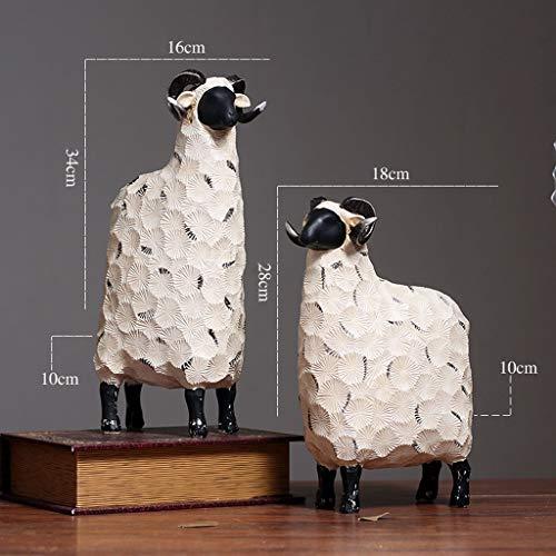 WRZH verjaardagskaart voor de bruiloft van de wijnkast van creatieve schapen
