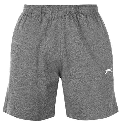 Slazenger - Pantalones cortos de tejido de punto para hombre
