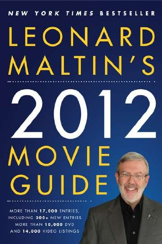 Image of Leonard Maltin's 2012 Movie Guide