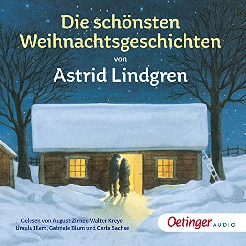 Die schönsten Weihnachtsgeschichten cover art