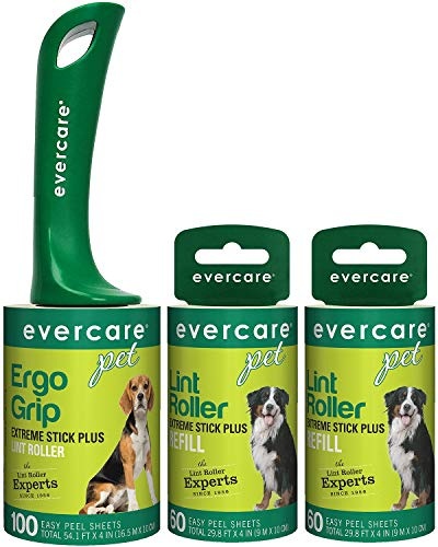 Evercare Pet Hair Extra Sticky Lint Roller