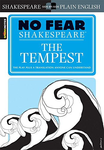 The Tempest (No Fear Shakespeare) (Volume 5)