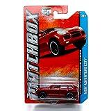 Matchbox Porsche Cayenne Turbo (Red) MBX Adventure City 2013 1:64 Scale Basic Die-Cast Vehicle (#24 of 120)