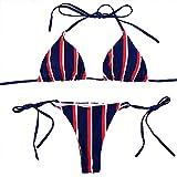 INSTINNCT Bikini Mujer Triángulo Acolchado Bra Trajes de Baño Brasileño Bañador1521