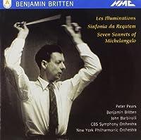 Britten;Sinfonia Da Requiem..