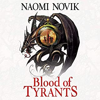 Blood of Tyrants     The Temeraire Series, Book 8              By:                                                                                                                                 Naomi Novik                               Narrated by:                                                                                                                                 Simon Vance                      Length: 11 hrs and 56 mins     Not rated yet     Overall 0.0