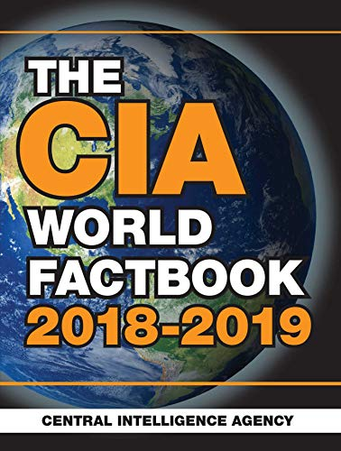 The CIA World Factbook 2018-2019 (English Edition)