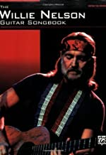 by Nelson, Willie Willie Nelson - Guitar Songbook Guitar Tab Songbook (2007) Sheet music