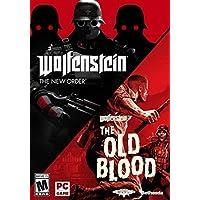 Deals on Wolfenstein The Two Pack PC Digital