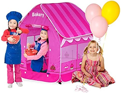 Gigatent My First Bakery Play Tent, Rosa by
