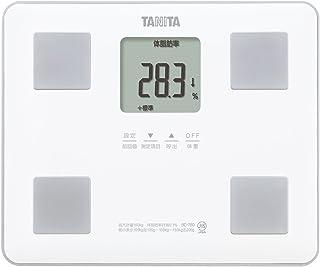 タニタ 体組成計 ホワイト BC-760-WH