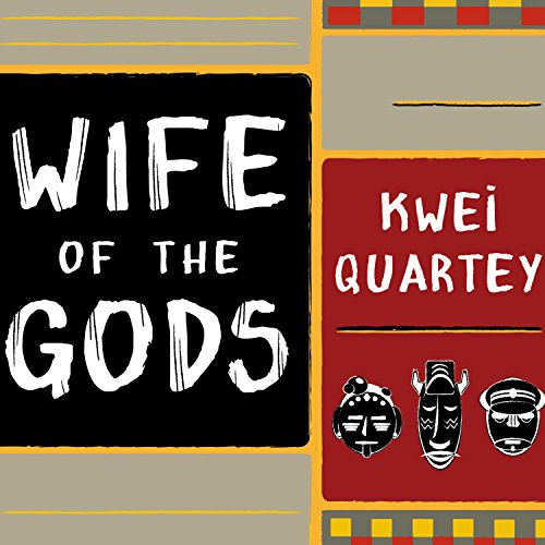 Wife of the Gods audiobook cover art