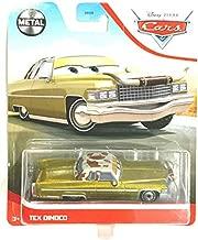 Disney Pixar Cars Tex Dinoco (Gold) 1:55 Scale, Metal Series