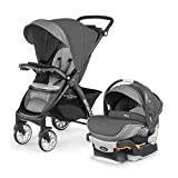 Chicco Carriola Bravo LE Travel System Silhouette