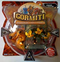 Gormiti Series 1 Action Figure Gravitus the Strong and Florus the Poisoner (Random Colors) by Gormiti