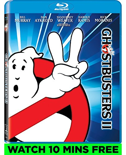 Ghostbusters II [Blu-ray]