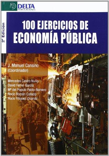100 ejercicios de economía pública