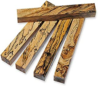 Stabilized Spalted Tamarind (5 pack)