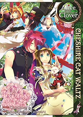 Alice in the Country of Clover Cheshire Cat Waltz 7