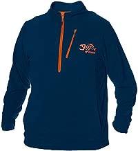 G Loomis StormCast 1/4 Zip Fleece Pullover Medium Blue