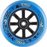 Longway Tyro Nylon Core Stunt Scooter Rolle Wheel 110 mm Blau