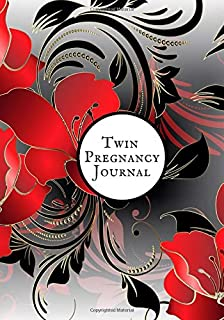 Twin Pregnancy Journal: Daily Countdown to Motherhood| Day To Day Guide From Conception to Childbirth | Baby on the way Memory Book for Childbirth ... Journal & Announcement For Woman, Dad & Mum.
