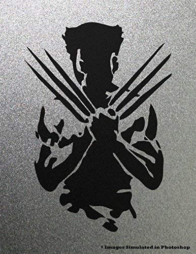 Wolverine X Men Vector Outline Me Silhouette Logo Symbol San Francisco Mall All items free shipping
