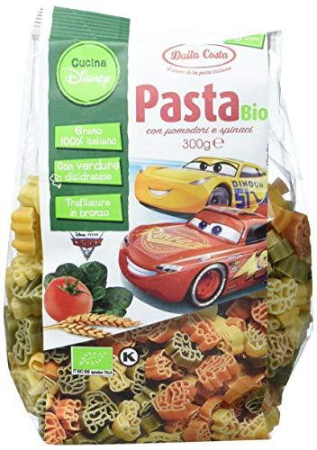 Dalla Costa Cars tricolore BIO Nudeln, 6er Pack (6 x 300 g)