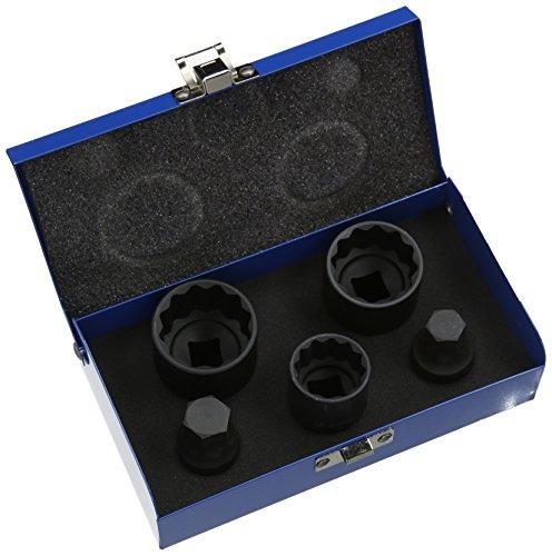 Laser 4925 Douilles a choc 12 pans 1/2 24 30 32 btr 6 pans 14 17 choc