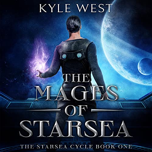 The Mages of Starsea cover art