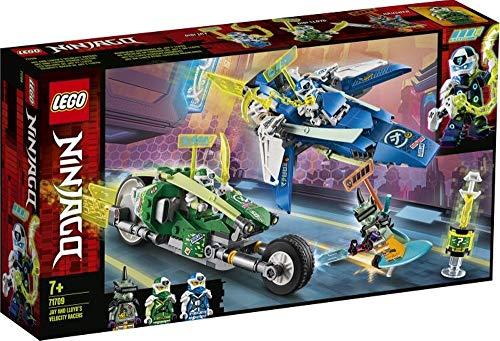 wow Lego® NINJAGO Jay und Lloyds Power-Flitzer