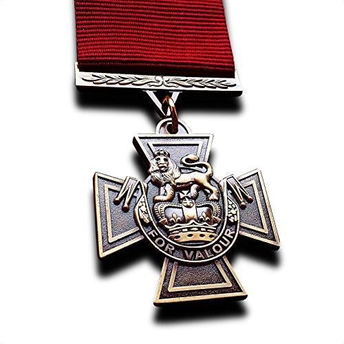 Medalla Militar Cruz Victoria La Mayor Decoración Militar Para Valor