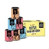 Just Spices Oster Gewürzbox I 6 der besten Gewürze in einer Geschenkbox I Gewürzmischungen für Männer und Frauen als Ostergeschenk