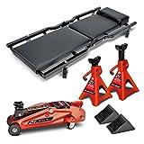 Alltrade-640816 Powerbuilt 6 Pc. Car and Garage Service Set