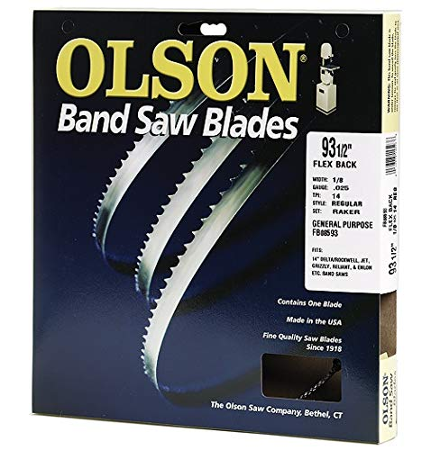 Olson Saw FB08593DB Regular Saw Blade