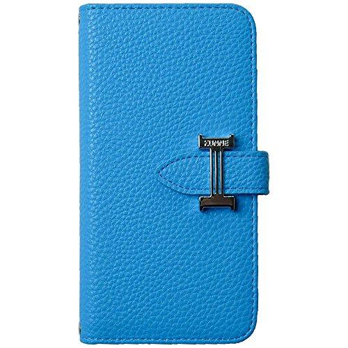 iPhone11 ケース 手帳型 スマホケース アイフォン11 ケース かわいい おしゃれ きれいめ 高級感 手帳 ブランド アイホン11 スマホカバー 全面保護 カード収納 携帯電話ケース 手帳型ケース 横置きスタンド機能 カバー おしゃれ シンプル 携帯カバー 青 ブルー 合皮PUレザー [ZI:L](ジール) [L]