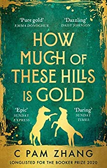 How Much of These Hills is Gold: Longlisted for the Booker Prize 2020 by [C Pam Zhang]