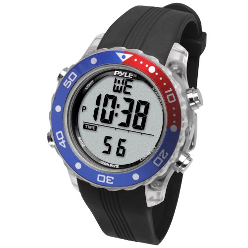 Digital Multifunction Sports Wrist Watch - Waterproof Smart Fit...