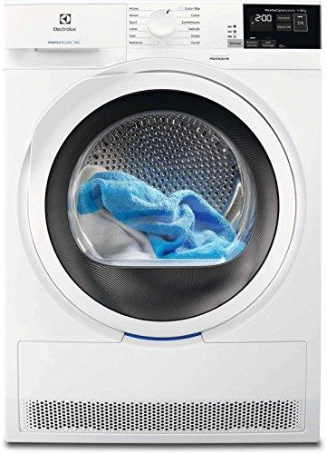 avis seche linge condensation pompe a chaleur professionnel Electrolux – ew7h4820sp – Sèche-linge à condensation par pompe à chaleur 60 cm 8 kg + Blanc…