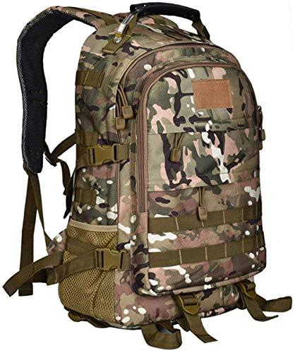 Hiking Backpack Tactical Military Backpacks Waterproof 50L Backpack Outdoor Camping Climbing Backpack Travel Rucksack