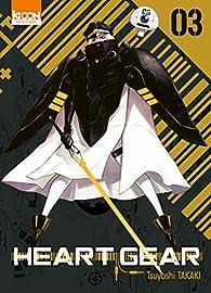 Heart Gear T03 par Tsuyoshi Takati