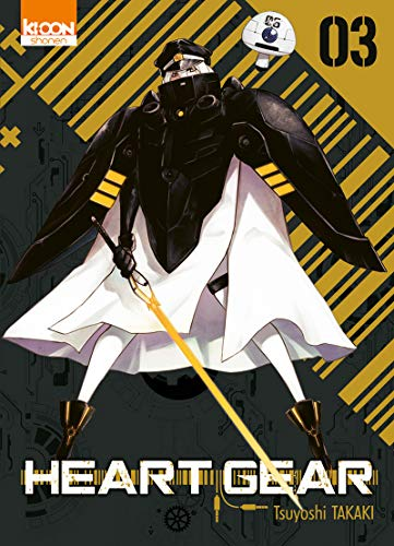 Heart Gear Edition simple Tome 3